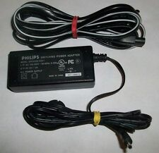 Genuine Philips GFP241DA-1220-1 12V 2A AC Adapter w/power cord for DC320 & DC350