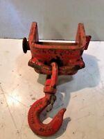 Single Pin Bracket Tow Lifting Hitch 6 cm APL89