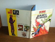 E.O.N°4 1972 Luc Orient La planète de l'angoisse  Eddy Paape-Greg