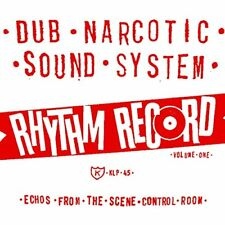 Dub Narcotic Sound System Rhythm Record 1 - One Echoes From Scene Control vinyl