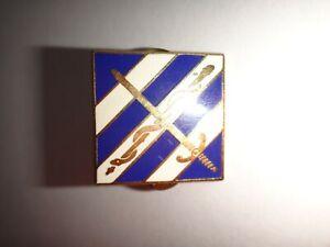 États-Unis Armée Unité Crest 203rd Support Bataillon Distinctif Unité Insignes