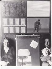 La Sainte Famille Georgette et René Magritte 1928 Tirage postérieur circa 1980