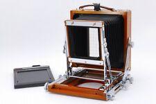 【NEAR MINT】Tachihara 4x5 Wood Large format Field Camera From Japan
