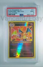 Pokemon - Charizard 11/108 - PSA 9 - XY Evolutions Reverse Holo Rare