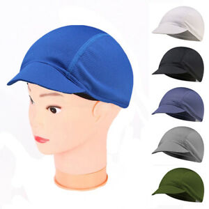 Retro Cycling Sport Bike Hats Quick-Drying Sun Cap Hat Breathable Unisex Bandana