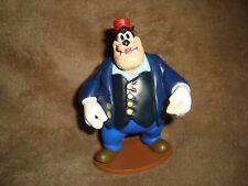"""Disney Mickey Mouse Clubhouse PETE Train Ticket Taker Figure 4.25"""" tall Plastic"""
