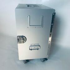 XL Alu Box Unit mit Rollen / Flugzeugtrolley Atlas / Galley Container NEU TOP !!