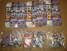 GASHAPON EX HG SERIES SUPER ROBOT CHRONICLE SUNRISE 2 SET BANDAI (TRIDER G7)