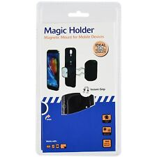 Magic Holder Magnetic Mobile Phone Device Mount Instant Grip Cradle Free Design