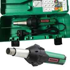 Leister Triac St 230v Hot Air Welder Gun With Carry Case & Accessories