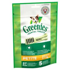 Greenies Orginal Dental Treats For Dogs For Clean Teeth - Petite - BBE: 08/10/20