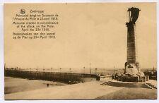 CPA - Carte Postale - Belgique - Zeebrugge - Mémorial