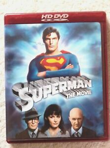 76161 HD DVD - Superman The Movie  2006  80968