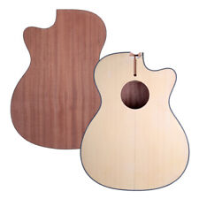 Acoustic Guitar Kit DIY Design Your Own Style 40 Inch with Steel String