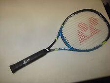 Ana Ivanović (Serbia)  signed Yonex Tennis Racquet (blue)  + COA & Photo Proof