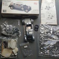 "Packard ""Roadster"" JLE Scale Models 4018 Diecast Metal Model Kit Open Box PARTS"
