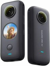 Insta360 One X2 - Caméra 5,7K 360 degrés avec stabilisation, étanchéité IPX8