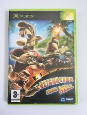 Neighbours From Hell (Microsoft Xbox) - PAL- Very Good *** FAST & FREE ***
