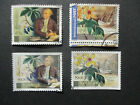 No 5-- 2001-INT; JOINT ISSUES WITH SWEDEN 4 STAMP F/S- USED-- F/SET