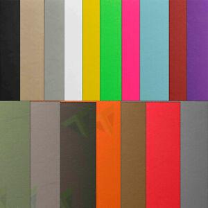 Kydex Plain Colored Sheets  8 X 12