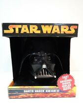 Star Wars DARTH VADER DELUXE HELMET Star Wars Fan Club MIB