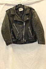 AM Winnipeg Manitoba Vintage Motorcycle Jacket 14 Excellent Used Condition 0361