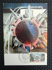FRANCE MK 1975 MACHINE OUTIL MAXIMUMKARTE CARTE MAXIMUM CARD MC CM c3339