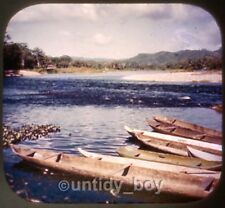 1946 View Master 3D Reel 533, Balboa to Colon, Panama. More Stereo Images Listed