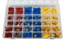 Resolut 480 PC Assorted Insulated Crimp Terminals 2979
