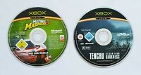 Microsoft Xbox Live Tenchu Return From Darkness VFC55513 Activion PAL + FREE CD