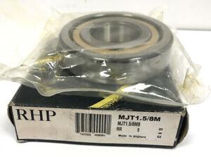 RHP MJT 1.5/8M Single Row Angular Contact Imperial Bearing (MJT1.5/8M) THRUST