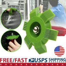 A/C Evaporator/Condenser Radiator Coil Fin Straightener Comb Rake(6 in 1)