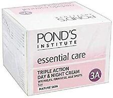 Ponds Essential Care Triple Action Moisturiser day and night cream, Mature Skin