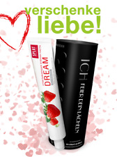 Dream Wrap - Erdbeer Zahnpasta in limitierter Geschenkdose