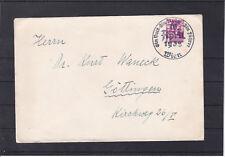 Brief nach Göttingen mit Sonderstempel vom 10. April 1938 Wien