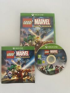 Lego Marvel Super Heroes Xbox One - XB1 Video Game. Free Postage