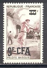 REUNION CFA N° 327 PELOTE, neuf xx. TRES BEAU. Cote 8,7€