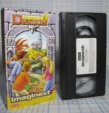 Imaginext Fortress of the Dragon Fisher Price VHS Video Tape Movie for VCR