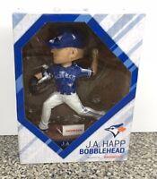 Toronto Blue Jays Bobblehead J.A Happ In Box Bobble Head 2018