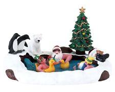 LEMAX North Pole Hot Springs / Weihnachtsdorf Winterdorf Modellbau