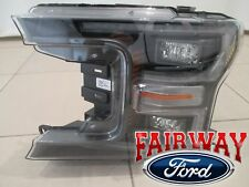 2018 F-150 OEM Ford Black Special Edition LED Head Lamp Light LH Driver NEW