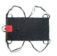 Agilite, FlatEvac™ Tactical Rescue Fabric Litter. Black.