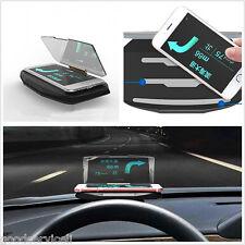 For iPhone Samsung Smart Mobile Phone Navigation Mount Car GPS HUD Holder OEM