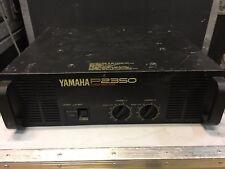 YAMAHA P2350 AMPLIFICATEUR