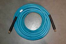 Carpet Cleaning High Pressure Solution Hose 1/4 in X 50' 3000 PSI rated