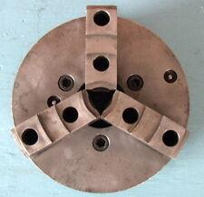 "Skinner-Horton (Cushman) Model 33510L00 10"" 3-JAW chuck 2-3/4"" thru hole Screw M"