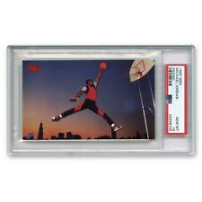 1985 Nike Promo Rookie Card Michael Jordan PSA 10 - Gem Mint 10 RARE Pre-Rookie
