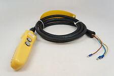 Pendant Control Station for CM Chain Hoist 11' Cord New for Lodestar & Valustar
