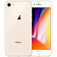 IPHONE 8 RICONDIZIONATO 64GB GRADO A/B ORO GOLD ORIGINALE APPLE RIGENERATO
