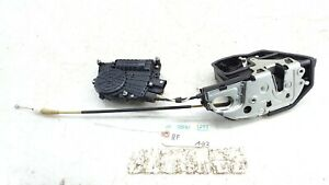2009-2015 BMW 750LI F02 RIGHT PASSENGER FRONT DOOR LATCH LOCK ACTUATOR OEM